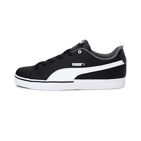 PUMA Break Point  Vulc Sneakers, Puma Black-Puma White, small-IND