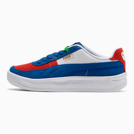 GV Special + Primary Sneakers, Gy Blue- White-High Risk Red, small