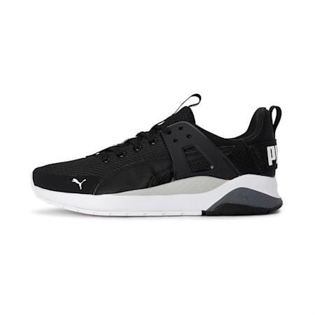 Anzarun Cage SoftFaom+ Sneakers, Puma Black-Puma White, small-IND