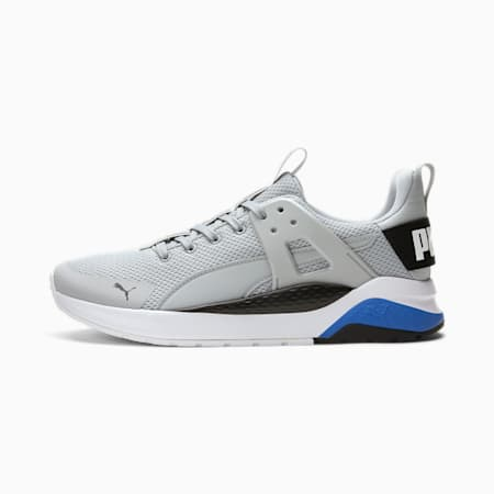 Anzarun Cage Men's Sneakers, High Rise-PB-Palace Blue, small