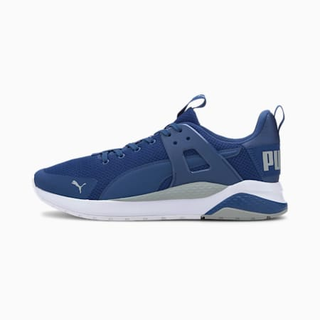 Anzarun Cage SoftFaom+ Sneakers, Lapis Blue-Aqua Gray, small-IND