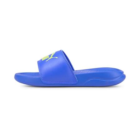 Popcat 20 Kids' Sandals, Bluemazing-Nrgy Yellow, small-SEA