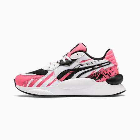 Młodzieżowe buty sportowe PUMA x SONIC RS 9.8, Bubblegum-Puma White, small