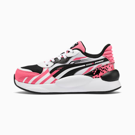 PUMA x SONIC RS 9.8 Kids' Trainers, Bubblegum-Puma White, small-SEA