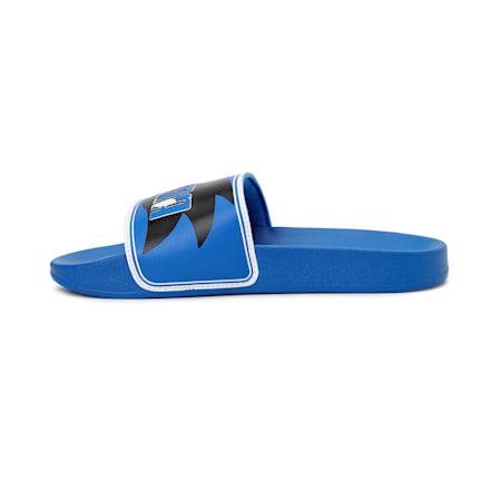 PUMA x SONIC Leadcat Kid's Sandals, Palace Blue-Puma White, small-IND