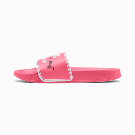 PUMA x SONIC Leadcat Youth Sandals, Bubblegum-Puma White, small