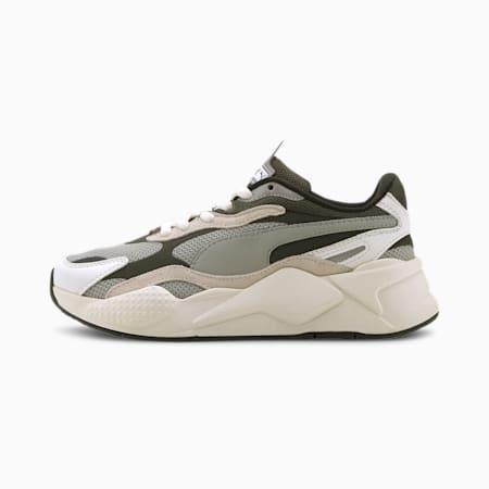 Zapatos deportivos RS-X³ Puzzle JR, Limestone-Whisper White, pequeño