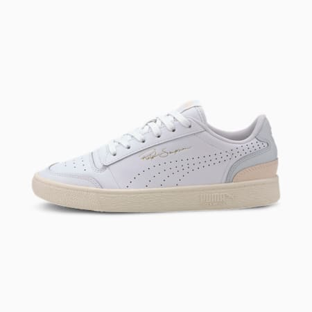 Ralph Sampson Lo Perforated Soft Trainers, P Wht-Plein Air-Whisper Wht, small
