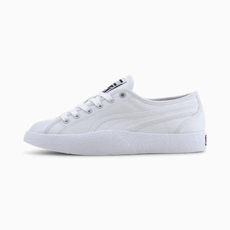Love Canvas Women's Sneakers, Puma White, small