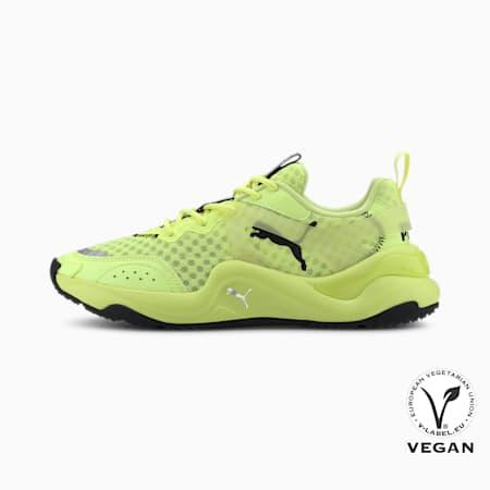 Rise Neon sportschoenen voor dames, Fizzy Yellow, small