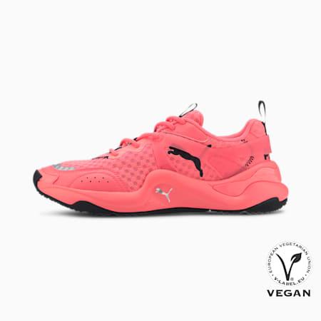 Rise Neon Damen Sneaker, Nrgy Peach, small