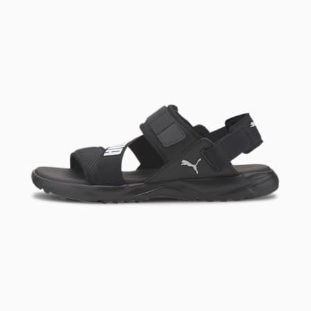 JS Trail Sandals, Puma Black-PB-High Rise, small-SEA