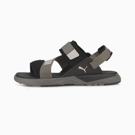 JS Trail Sandals, Black-Ultra Gray-Gray, small-SEA