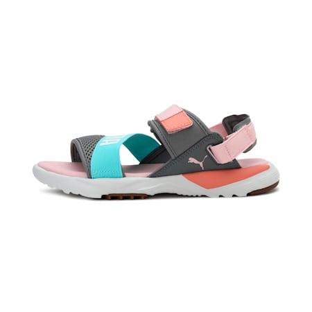 JS Trail Sandals, Gray-ARUBA BLUE-Peachskin, small-IND