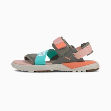 JS Trail Sandals, Gray-ARUBA BLUE-Peachskin, small-SEA