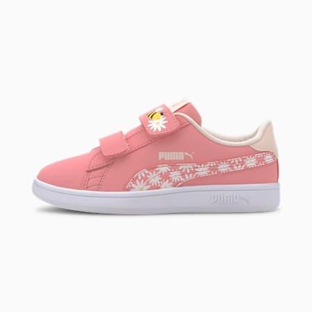 Dziecięce buty sportowe Smash V2 Bees V, Peony-Rosewater-Dandelion-PW, small