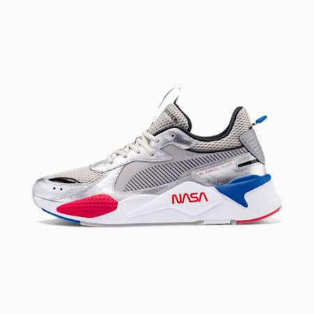 RS-X Space Explorer Trainers, Puma Silver-Gray Violet, small
