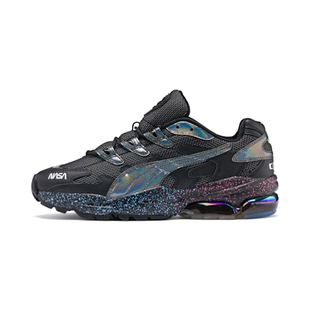 CELL Alien X Space Agency Trainers, Puma Black-Puma Black, small-SEA