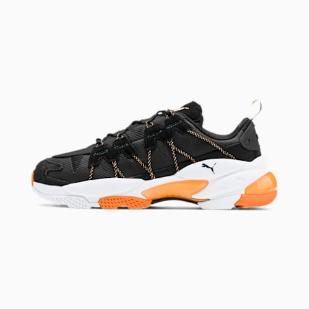 PUMA x HELLY HANSEN LQDCELL Omega Training Shoes, Puma Black, small-IND