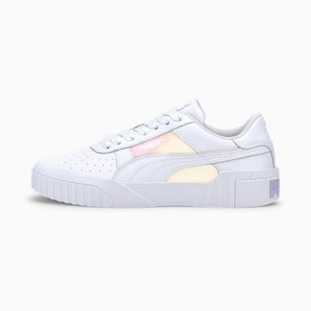 Cali Glow Women's Sneakers, Puma White, small
