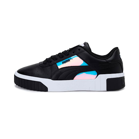Cali Glow Women's Shoes, Puma Black, small-IND
