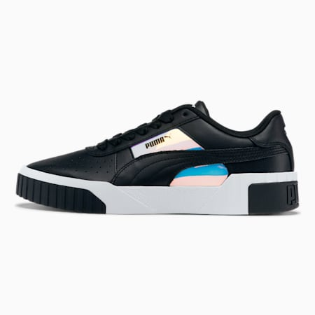 Cali Glow Women's Sneakers, Puma Black, small