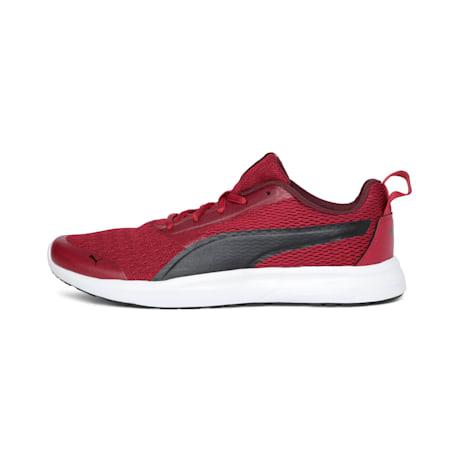 Max IDP Men's Running Shoes, FiredBrick-Rhubarb-Black-Whi, small-IND