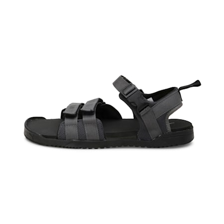 Shifter IDP Sandals, Dark Shadow-Puma Black, small-IND