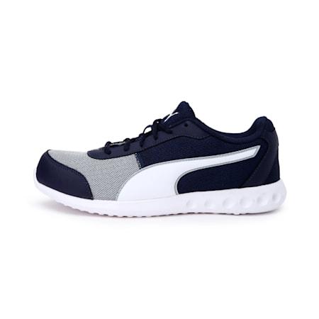 Kenora IDP Men's Sneakers, Peacoat-Quarry-Puma White, small-IND
