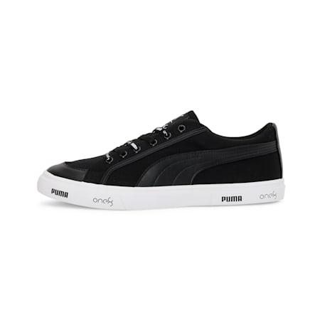 PUMA x one8 V2 IDP Men's Sneakers, Puma White-Puma Black, small-IND