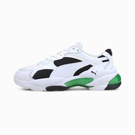 LQDCELL Epsilon PT Sneaker, Puma White-Puma Black, small