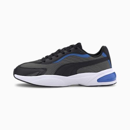 Ascend Lite Sneakers, CASTLEROCK-Black-Blue-Silver, small-IND