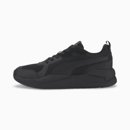 X-Ray Trainers, Puma Black-Dark Shadow, small