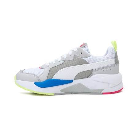 X-Ray Unisex Sneakers, Gray Violet-Puma White-Limestone-Beetroot Purple, small-IND