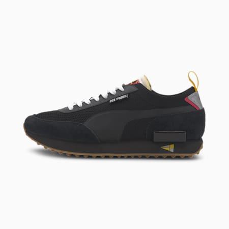 PUMA x HELLY HANSEN Future Rider Sneaker, Ebony, small