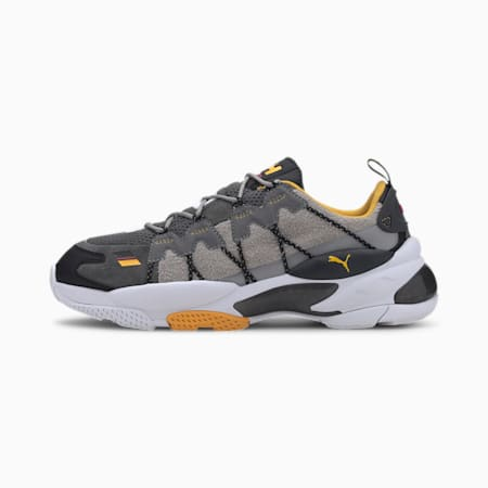 PUMA x HELLY HANSEN LQDCELL Trainers, QUIET SHADE-Drizzle, small-SEA