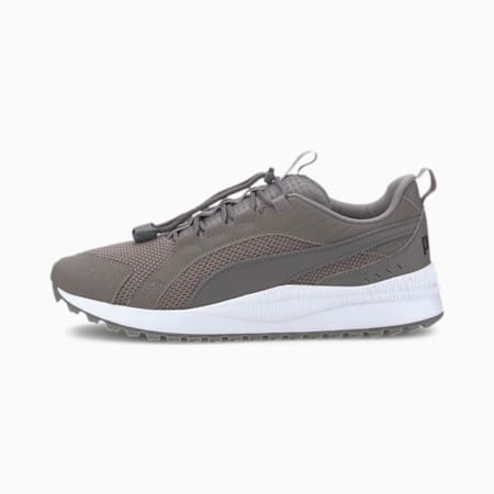 Pacer Next Trail Sneakers, CASTLEROCK-Puma White-Puma B, small