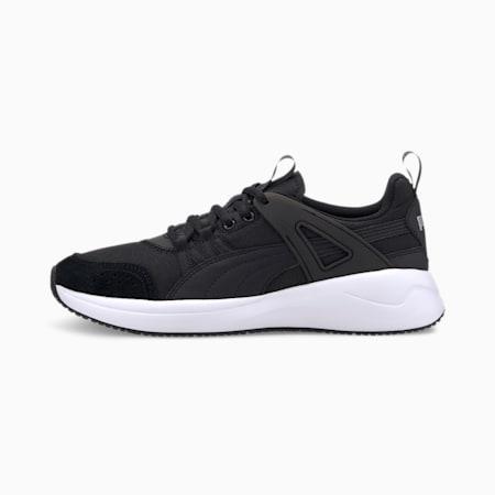 Nuage Run Cage Damen Sneaker, Puma Black-Puma Black-Puma S, small