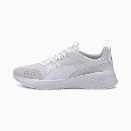 Nuage Run Cage Women's Sneakers, Puma White-PW-Puma Silver, small