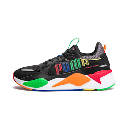 RS-X Bold Trainers, Blk-ANDEANTOUCAN-OraPopsicle, small
