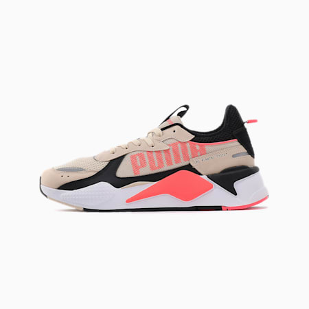 RS-X Bold Sneakers, Tapioca-P Black-Ignite Pink, small-IND