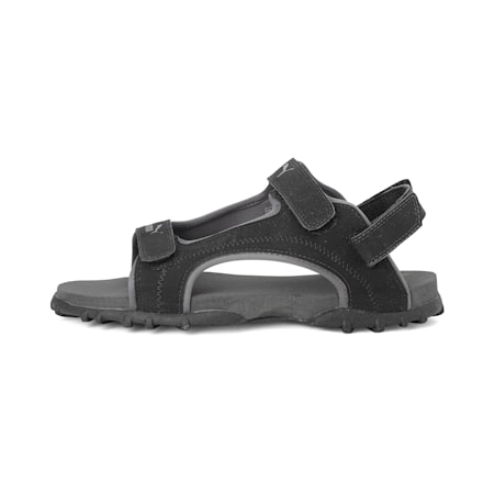 Range IDP Sandals, Dark Shadow-Puma Black, small-IND