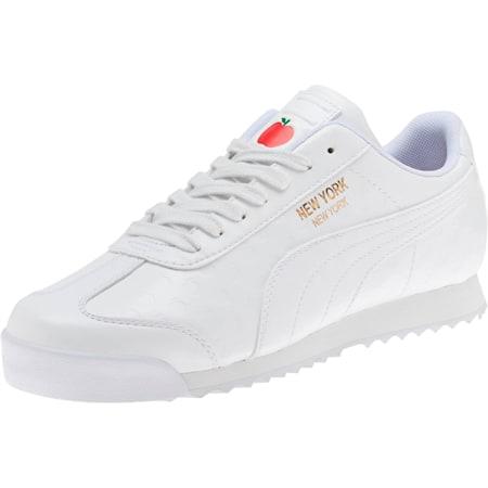 Roma Flagship Little Kids' Shoes, Puma White, small