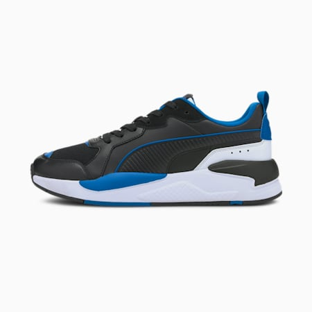 X-Ray Game Sneakers, Black-Black-White-Lapis Blue, small-IND