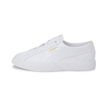 Love Patent Women's Shoes, Puma White, small-IND
