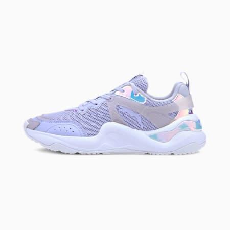 Rise Glow Damen Sneaker, Purple Heather, small