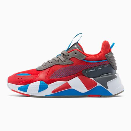 RS-X Retro Sneakers JR, Hi Ri Red-Ste Gray-In Bunti, small