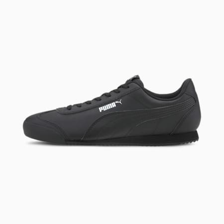 Turino SL Men's Sneakers, Puma Black-Puma Black, small