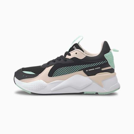 RS-X Joy Sneakers JR, Puma Black-Rosewater, small