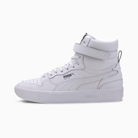 Zapatos deportivos Sky LX Mid Lux para hombre, Puma White-Puma Black, pequeño